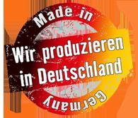 Wir produzieren in Deutschland